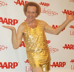 recent images of richard simmons - Google Search