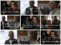 Wouldn't be a proper episode without some freaky Tiggy @black_mamba_06 @KimFCoates @davidlabrava