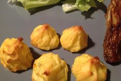 Pommes duchesse  | Cooking Chef de KENWOOD - Espace recettes Cooking Chef Gourmet, Baked Potato, Sprouts, Baking, Vegetables, Ethnic Recipes, Food, Diane, Abstract Art