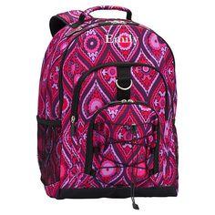 Gear-Up Ornate Medallion Backpack | PBteen