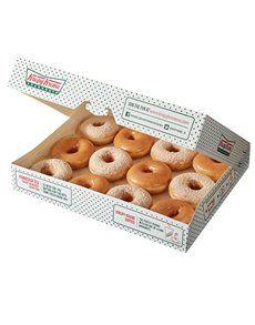 bakery: Krispy Kreme