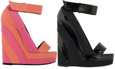 LOVE these. Especially the pink & orange