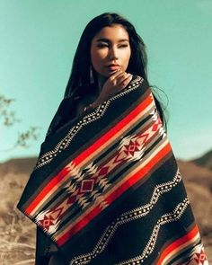 Annie is from Oklahoma.  Her father is 1/2 Cherokee,  making her 1/4 Cherokee.