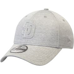 official photos 3bf00 b2f70 Men s San Diego Padres New Era Gray Logo Shade 39THIRTY Flex Hat, Your Price    29.99