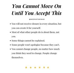 Acceptance does not mean always mean we approve. It can also mean we are letting go.  When things are outside of your control,… Mental And Emotional Health, Emotional Healing, Healthy Relationships, Relationship Tips, Marriage Tips, Relationship Challenge, Quotes To Live By, Life Quotes, Inner Child Healing
