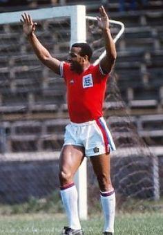 Cyrille Regis England U-21 1979
