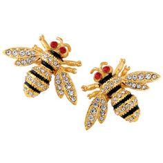 Bee Earrings - Earrings - Jewelry - The Met Store