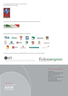 Official Education project for Italia for Events