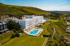 It's never too early to secure your summer accommodation here at 4-star Saunton Sands Hotel in North Devon.  With our brand new Source Spa, direct beach access and a fully included entertainments programme there really is no better place in the UK to stay!