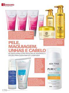 Máscara Ultra-Hidratante e Eye Blue Revista Boat Shopping