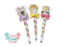 Easter Lollipop Pen Easter Lollipop Pen Lollipen by KeepItCandy