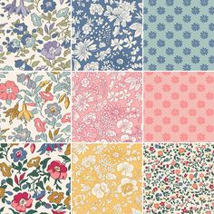 Quilting Collection Fabric Archives - Alice Caroline - Liberty fabric, patterns, kits and more - Liberty of London fabric online