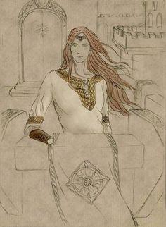 Maedhros by Lucinda_ithil