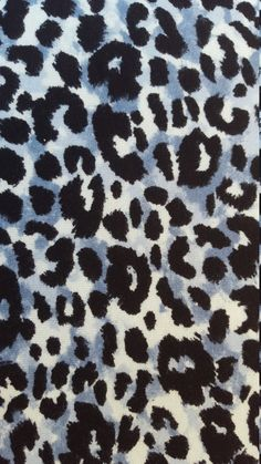 Products Blue Black Cheetah Print Fabric by Yard Rayon Spandex Jersey Knit Cheetah Print Background, Cheetah Print Wallpaper, Unicornios Wallpaper, Artsy Background, Iphone Wallpaper Vsco, Vestidos Animal Print, Cute Lockscreens, Indian Prints, Aesthetic Wallpapers