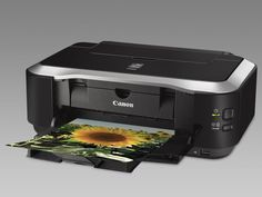 Canon iP4600 Photo Printer--Review of the Canon iP4600 Photo Printer