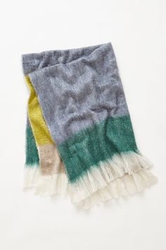 awesome anthropologie home finds... love this throw.
