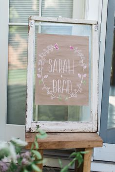 Vintage DIY: http://www.stylemepretty.com/new-york-weddings/2015/04/10/casual-chic-summer-wedding-at-barn-on-the-pond/ | Photography: Fabrice Tranzer - http://fabricetranzer.com/