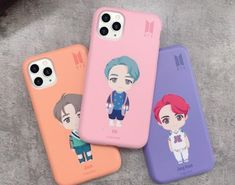 Kpop Phone Cases, Cute Phone Cases, Iphone Phone Cases, Phone Covers, Bts Official Merch, K Pop, Bts Bag, Bts Makeup, Aesthetic Phone Case