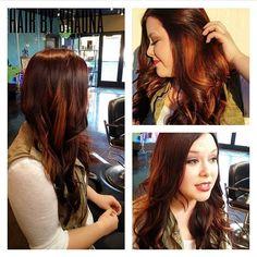 Beautiful color by @durf.s #beautiful #haircolor #amazing #hair #love #utahsalon