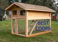Chicken Coop Plan # 5