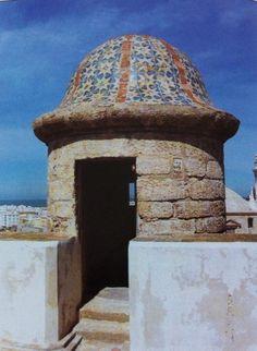 Cúpula del Torreón del Sagrario, Cádiz. | Matemolivares