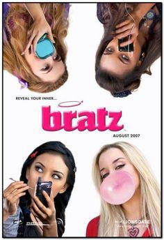 Bratz Movies Original Poster - 69 x 104 cm Girly Movies, Teen Movies, Netflix Movies, Movie Tv, Iconic Movie Posters, Iconic Movies, Iconic Movie Characters, Bratz Movie, Movie Poster Size