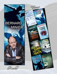 Bernard Minier L162 Lectures, Thrillers, Romans, Ps, Songs, Cover, Collection, Novels, Police Officer