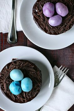 truffle egg ganache tortes 3 by annieseats, via Flickr