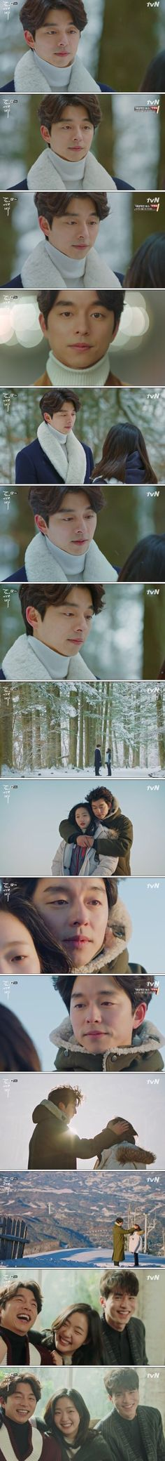 [Spoiler] Added episodes 9 and 10 captures for the #kdrama 'Goblin'