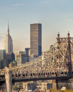 The Empire State Building-This is one of the most popular places to go when vising New York City. hotel41nyc.com