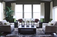 The Yellow Cape Cod: Client Room Reveal~Westin Inspired Sun Room