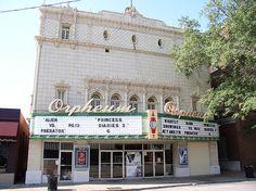 Orpheum Theater - Okmulgee