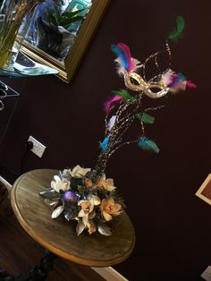 masquerade centerpieces for tables   ... YEAR TABLE DECORATIONS. TABLE DECORATIONS - CHRISTMAS DECORATION TABLE