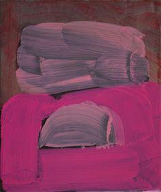 Alice Browne. Mammoth, 2011, oil on canvas, 30cm x 27cm