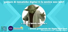 iDesignMe_socialeating_Yoda http://idesignme.eu/2013/04/incontestabilmente-tu-il-food-contest-che-ti-mette-in-gioco/ #food #fooddesign #design #creatività #ideas #digitalFestival #digital #Torino #trends