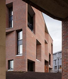 student housing - University of Limerick Medical School + Dormitory - Grafton - 2013