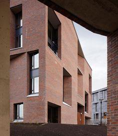 student housing - University of Limerick Medical School + Dormitory - Grafton - 2013