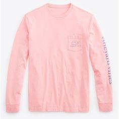 Shop Long-Sleeve Vintage Graphic T-Shirt at vineyard vines ($42) ❤ liked on Polyvore featuring tops, t-shirts, vintage t shirts, long sleeve graphic t shirts, graphic t shirts, cotton t shirt and long sleeve tee