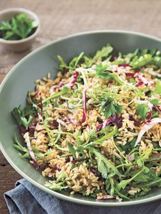 recipe: chicken florentine salad with orzo pasta [7]
