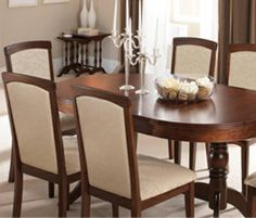 G-plan dining table and chairs - very nice!
