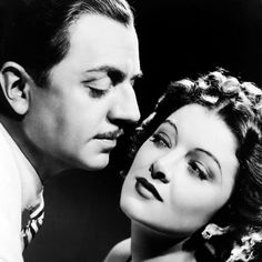 """""""I never enjoyed my work more than when I worked with William Powell. He  was a brilliant actor, a delightful companion, a great friend and, above  all, a true gentleman,""""  ~Myrna Loy."""