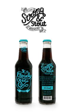 Strong & Stout Brewery by Taylor Lee