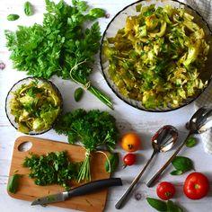 isteni és gyors saláta recept mindössze 5 perc alatt #saláta #thepuur #recept #nyár #diéta #vegán #gluténmentes