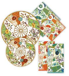 Williamsburg Paper Plates and Napkins  sc 1 st  Pinterest & Floral paper dessert plates. There are matching dinner plates and ...