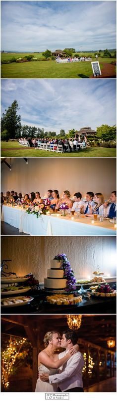 Snohomish, WA Wedding Venue- Hidden Meadows.  Photo Credit: PS Photography and Video