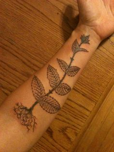 nettle tattoo