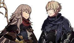 Scruffy Takumi and Leo