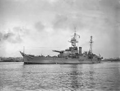 HMS Abercrombie was a Royal Navy Roberts class monitor of the Second World War. She was the second monitor to be named after General Sir Ralph Abercrombie.HMS Abercrombie was built by Vickers Armstrong, Tyne. She was laid down 26 April 1941, launched 31 March 1942 and completed 5 May 1943. She used a 15-inch gun turret originally built as a spare for HMS Furious.