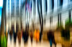Using Intentional Camera Movement to blur the ordinary to create a new vision of what could be and to push the limits of photographic possibilities.