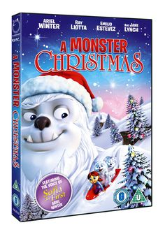 As the season to be jolly approaches in a snow covered Colorado town, high in the mountains lives The Abominab. Christmas Music, Christmas Movies, Christmas Ornaments, Home Entertainment, Ariel Winter, Sofia The First, Dvd, Animation, Entertaining